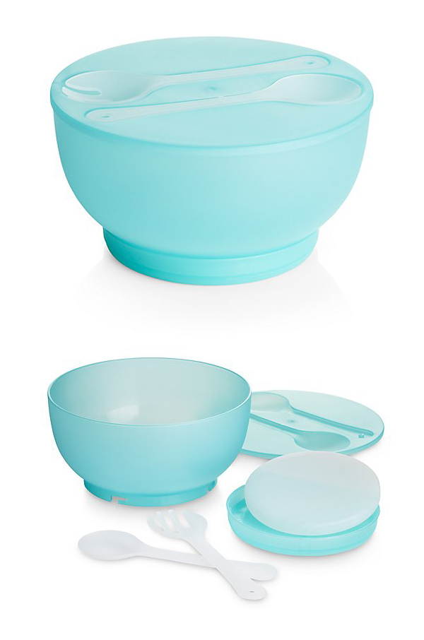 Aqua Chill Bowl with Servers