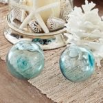 Recycled Glass Balls – Set of 3