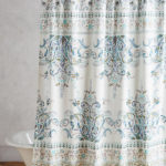 Florilla Shower Curtain