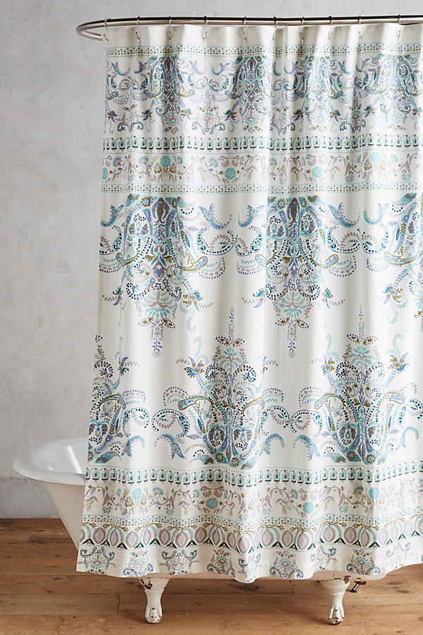 Florilla Shower Curtain