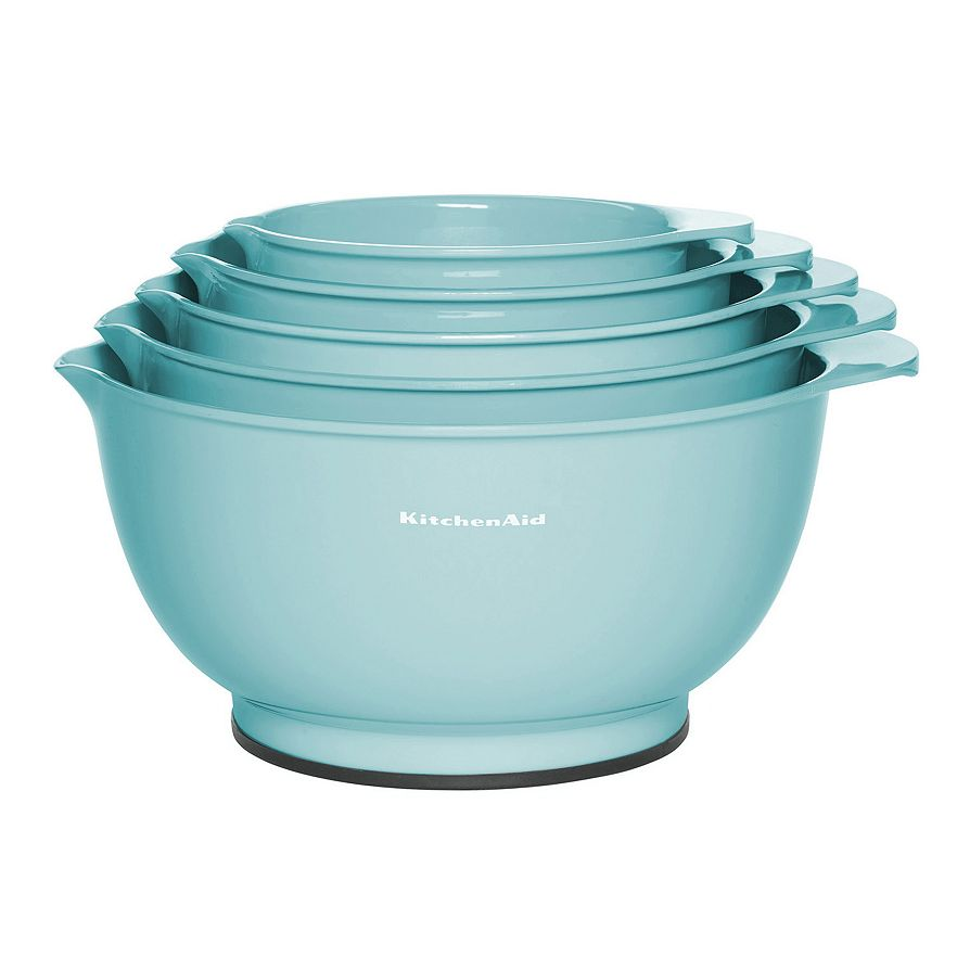 KitchenAid Aqua Sky 5 Pc. Mixing Bowl Set