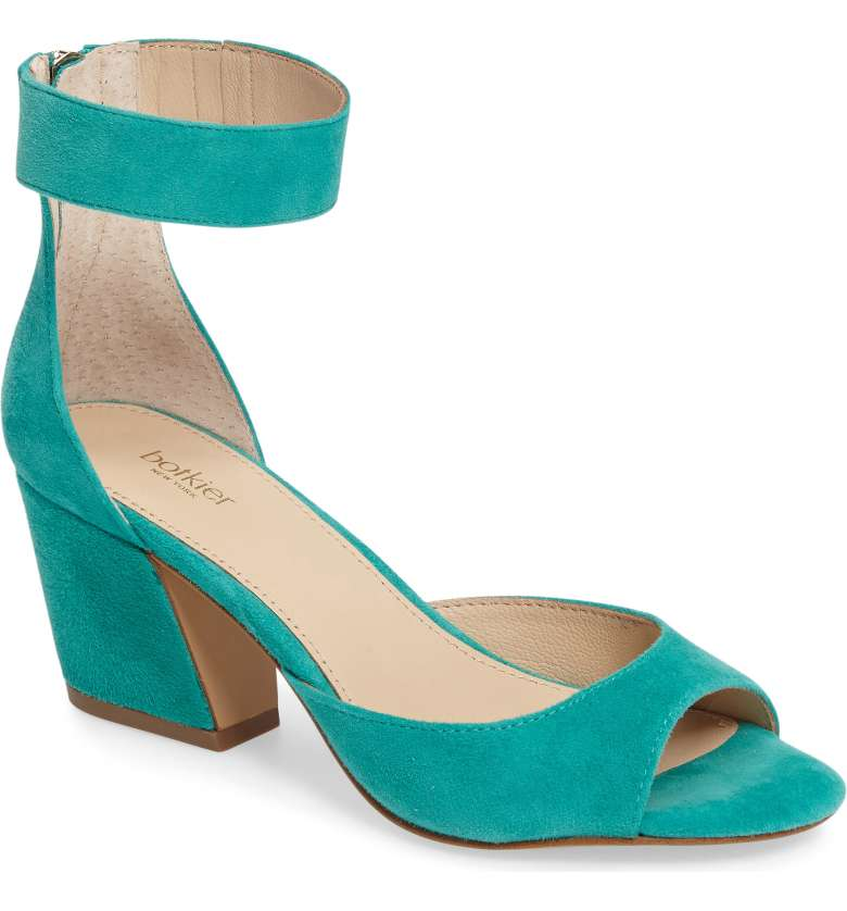 Pilar Ankle Strap Sandal