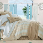 Antigua Striped Bedding Collection