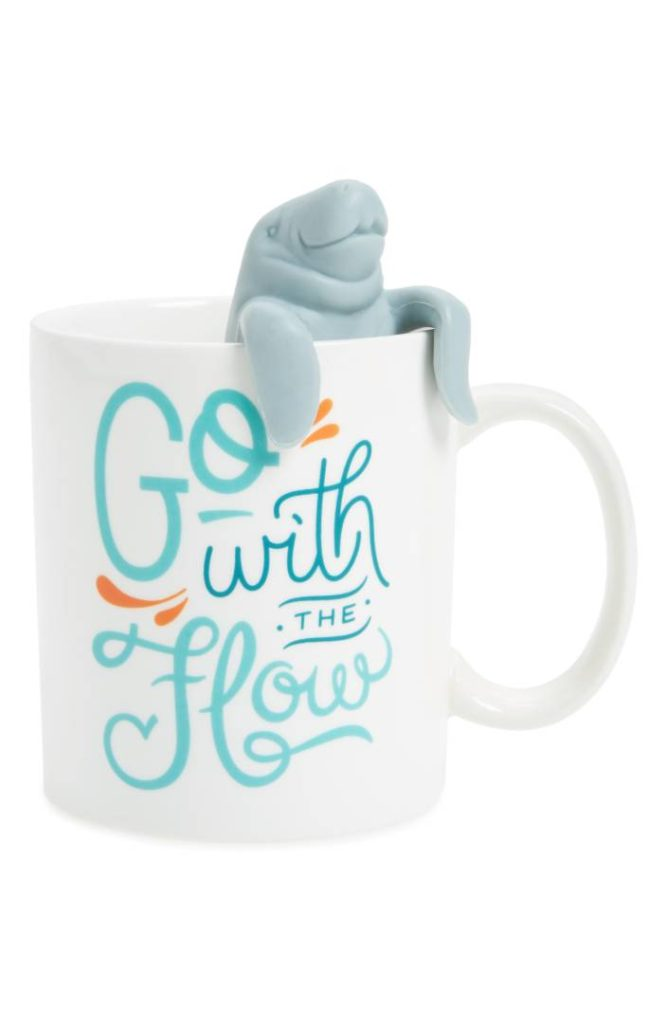 Two For Tea Mug & Tea Infuser Set