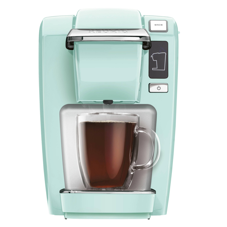 Keurig MINI Plus Brewing System Everything Turquoise