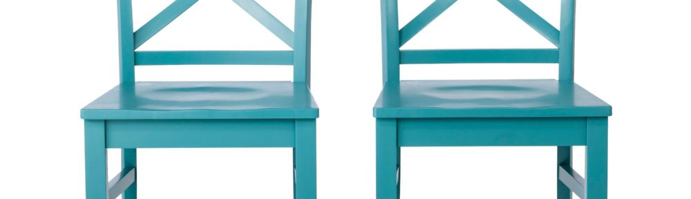 Teal Carey Dining Chair
