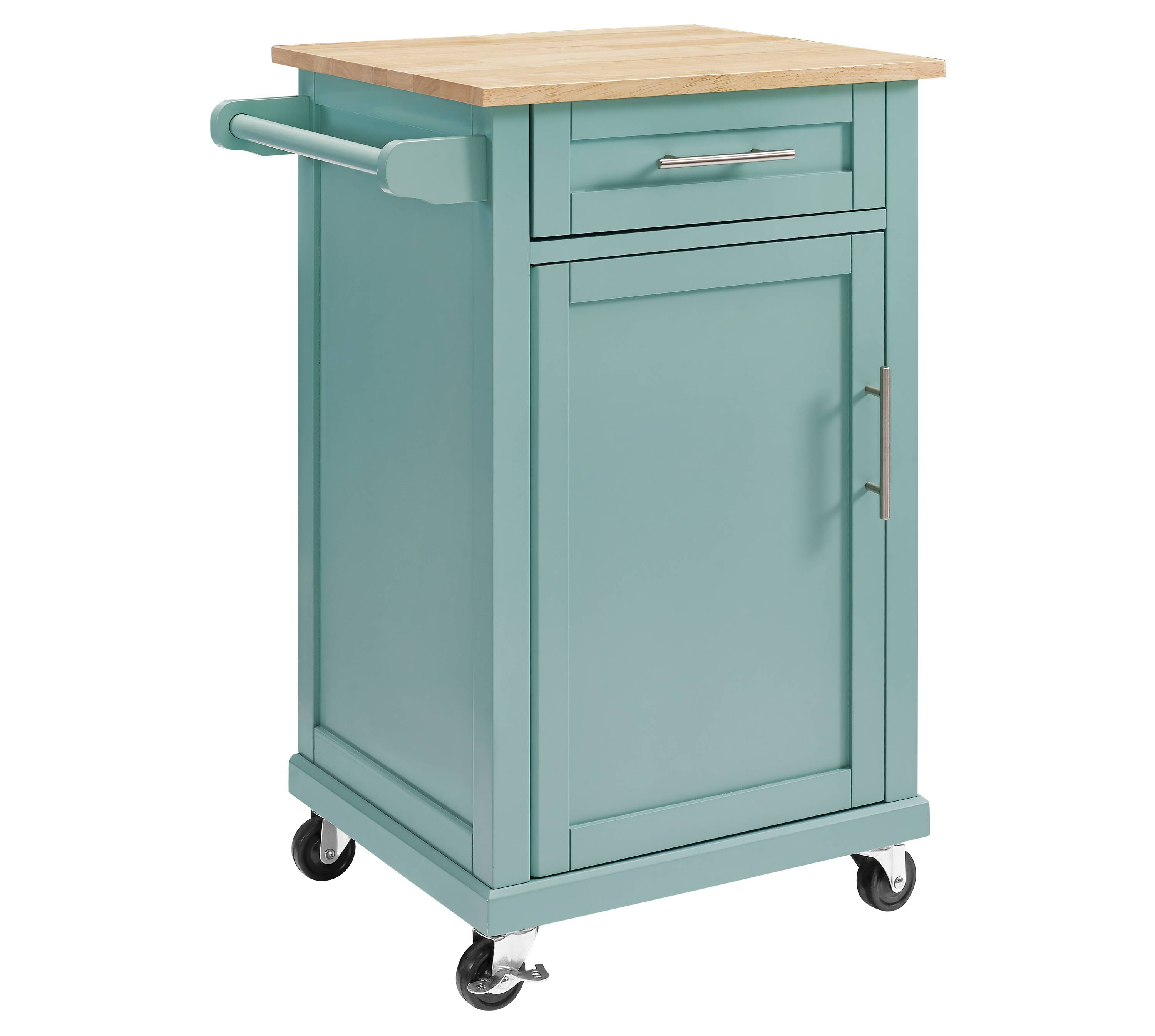 Carey Small Kitchen Cart | Everything Turquoise