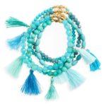 Multistrand Tassel Bracelet