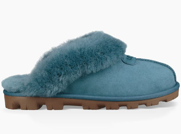 fae2e069852 UGG Coquette Clog Slipper | Everything Turquoise