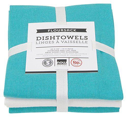 Floursack Kitchen Towels