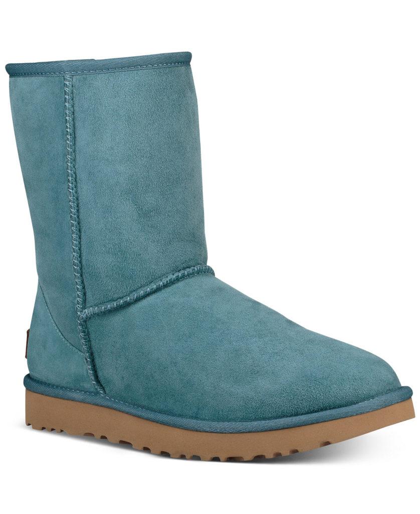 004cc64eef5 UGG Classic Short II Boot | Everything Turquoise