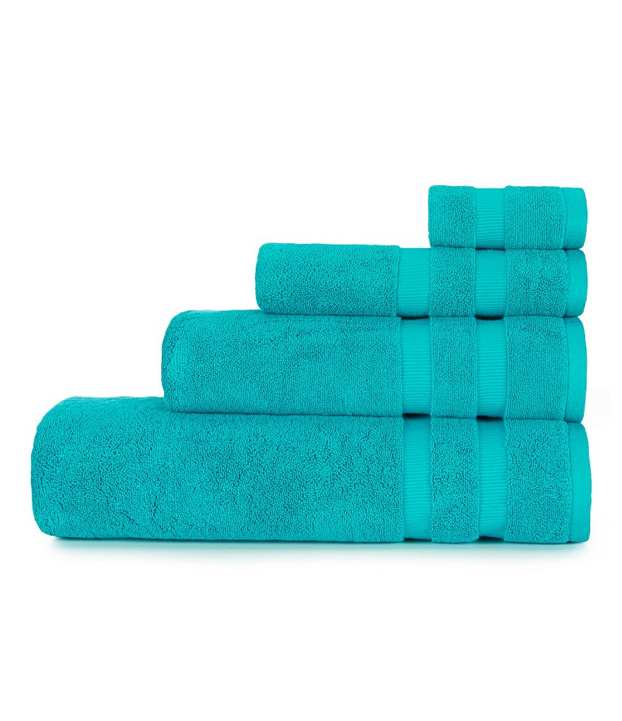 Kate Spade Chatham Stripe Cotton Terry Bath Towels