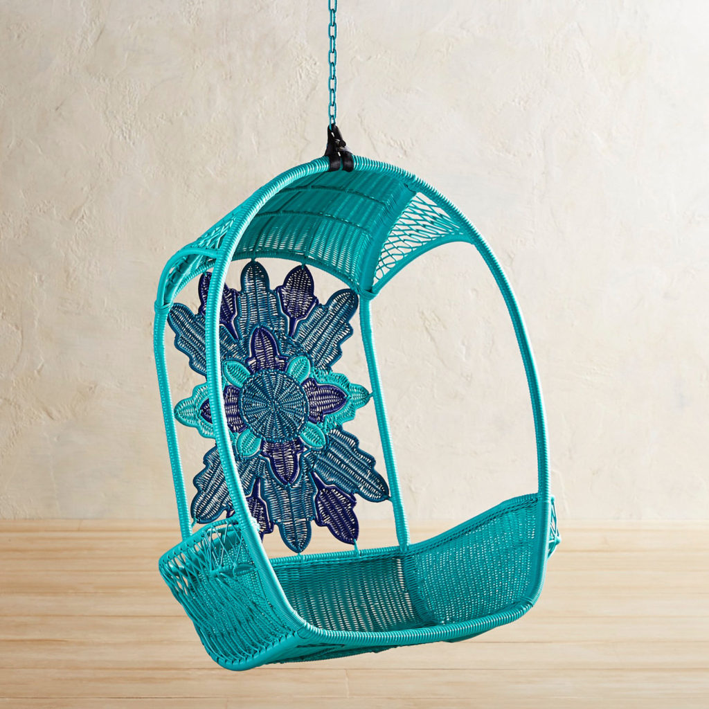 Swingasan Medallion Ocean Hanging Chair