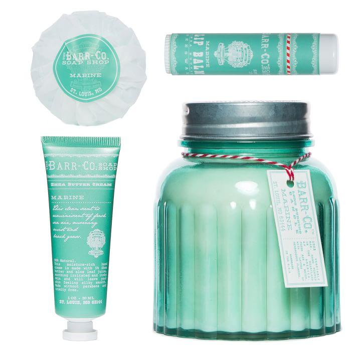 Barr-Co. Marine Soap Shop Beauty Set