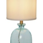Ocean Glass Accent Lamp