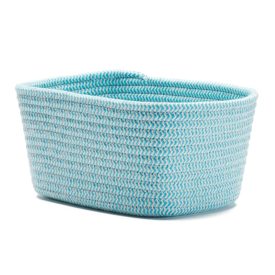 Seaside Rope Basket