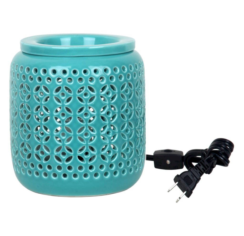 Turquoise Electric Fragrance Warmer