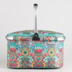 Bettina Floral Collapsible Insulated Tote Bag