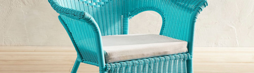 Aqua Stacking Chair
