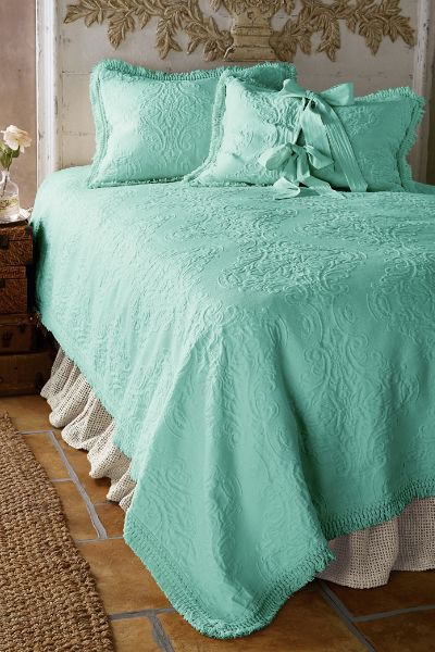 Somerset Matelasse Coverlet