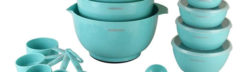 Farberware Aqua Sky Professional Baking Set