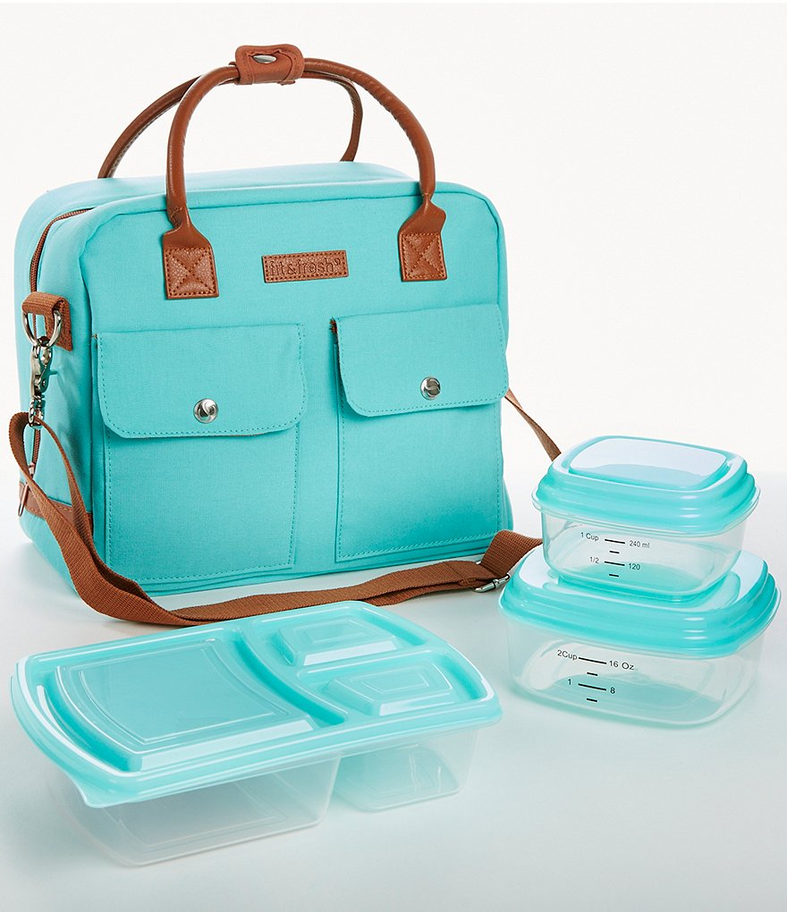 Fit & Fresh Aqua Jaclyn Day Pack