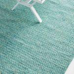 Turquoise Ceanna Indoor/Oudoor Rug
