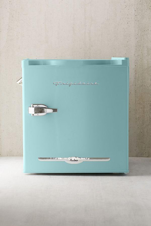 Frigidaire Blue Mini Refrigerator